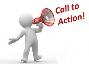 call to action advertising